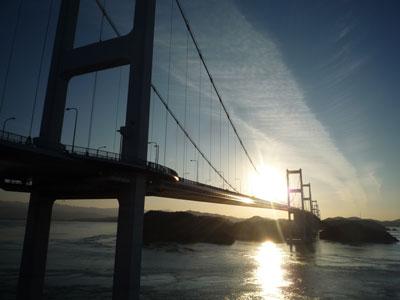 三連橋全体像