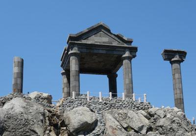 ダーマ神殿と言いつつ本当は湯の浜露天温泉