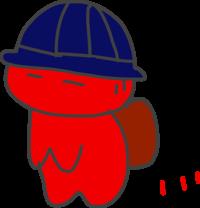 小学生のトマトマン