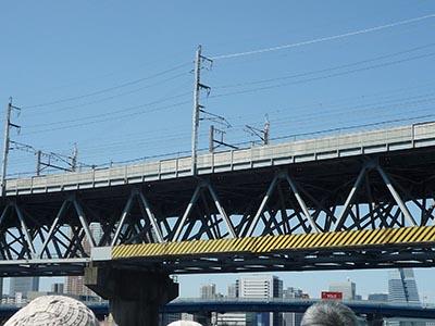 上路トラス橋