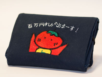 トマトマン財布