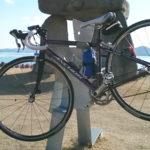 サイクリストの聖地に自転車を持たせたところ