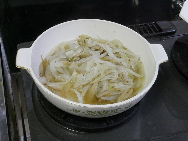 普通の煮物