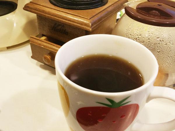 まずいコーヒー