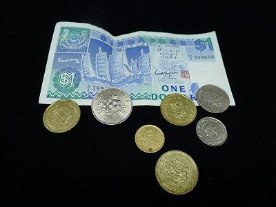 シンガポール通貨