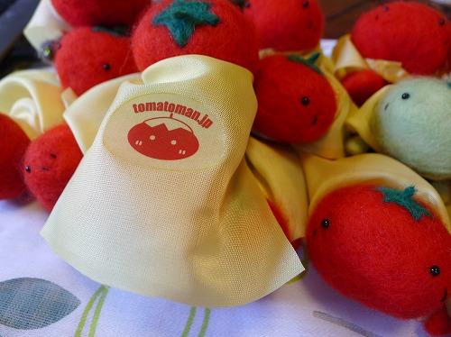 トマトマンのマント
