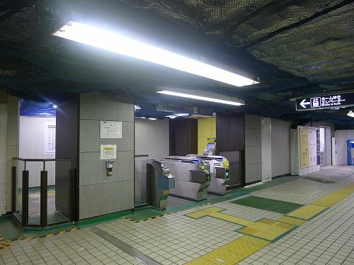 千代田線二重橋前駅