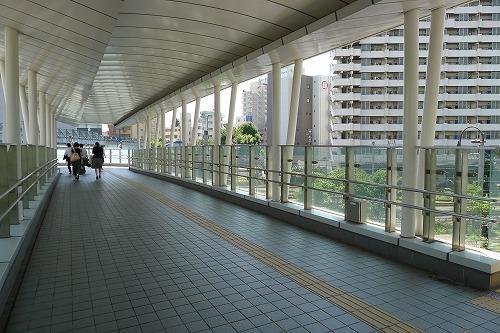 回廊感ある写真