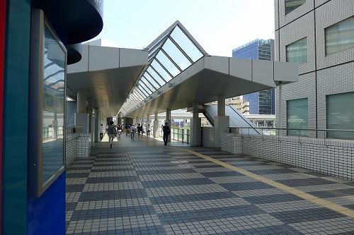 ゲートシティ回廊