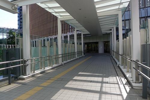 ウエストシティ回廊
