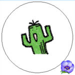 ホラフキー_38㎜くるみボタン用(刺繍データ)