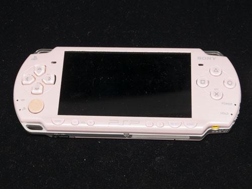 PSP2000 ローズピンク