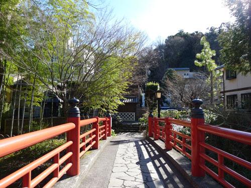 修善寺の風景