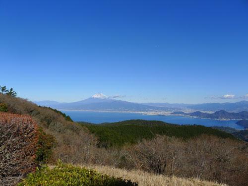 だるま山の富士山