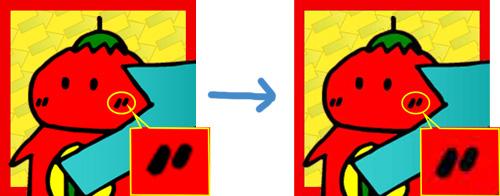 JPEGの劣化