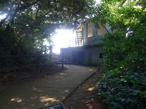 猿島 展望台
