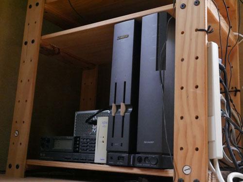 X68000XVI筐体
