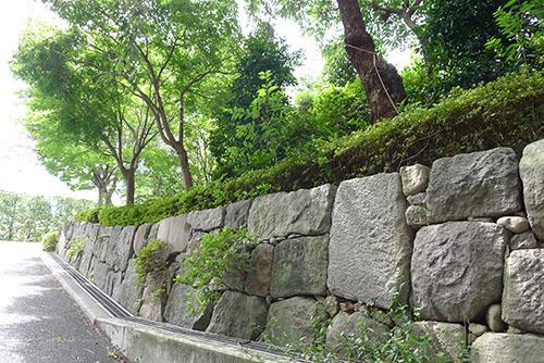 増上寺の石垣