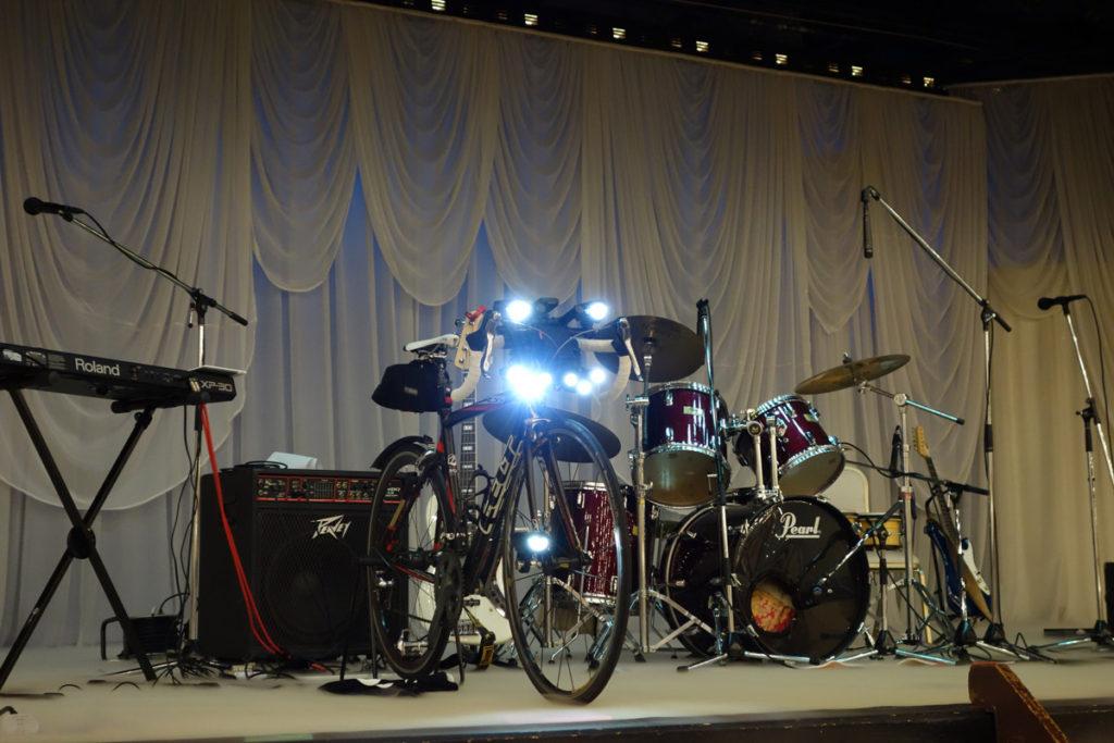舞台上の光害1号