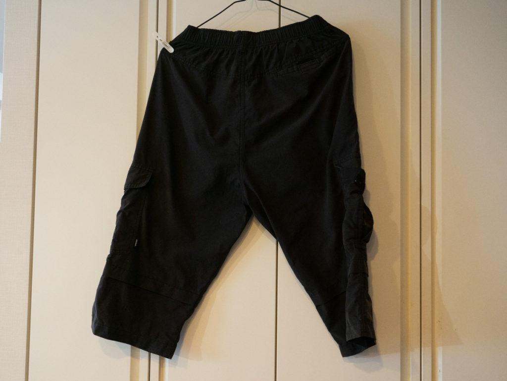 黒いズボン